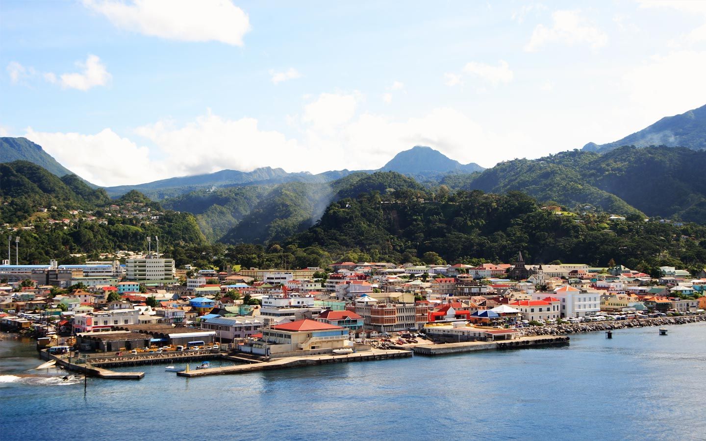 DOMINICA is calling YOU